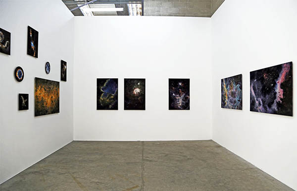installation - back gallery
