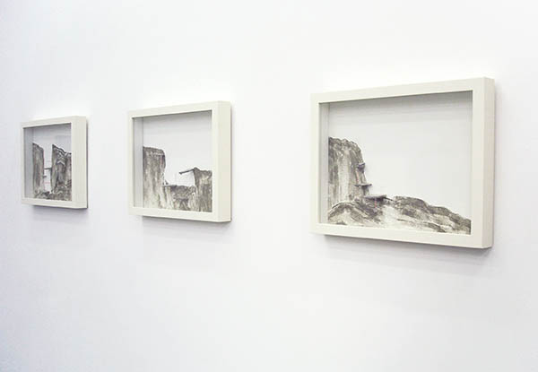 Calling the Deep (Drawings 1, 2 & 3) - installation