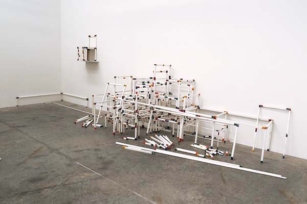 installation - Incomplete Dialogue 2 / Chair