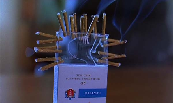 Cigarette Tree, 2007 - video still