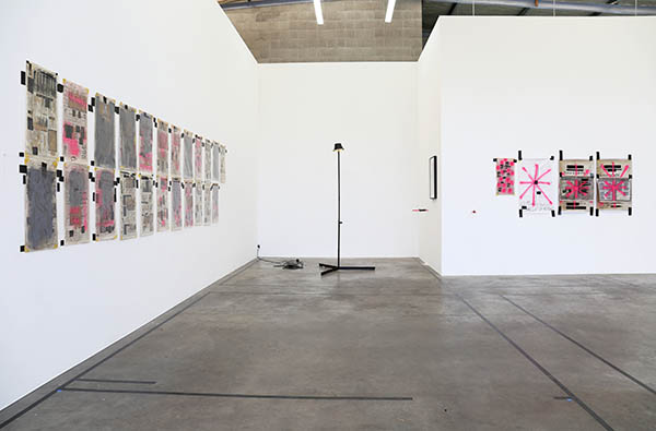 installation view - front gallery